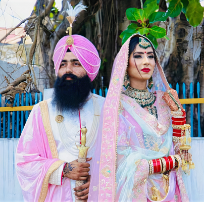 Gurparshad Singh & Rajveer Kaur