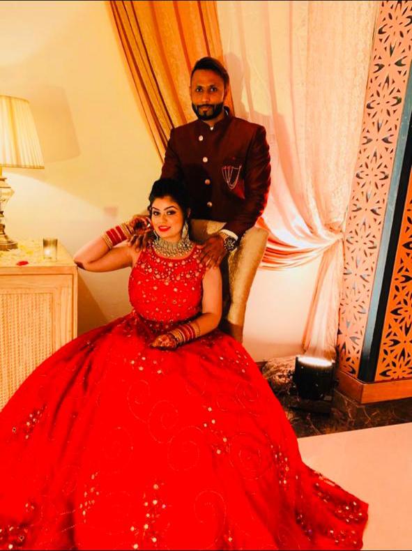 Tishu Sharma & Mohit katria