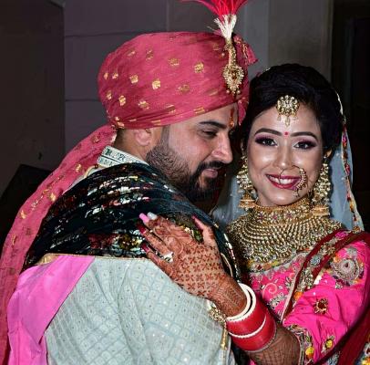 Akshay & Aditi