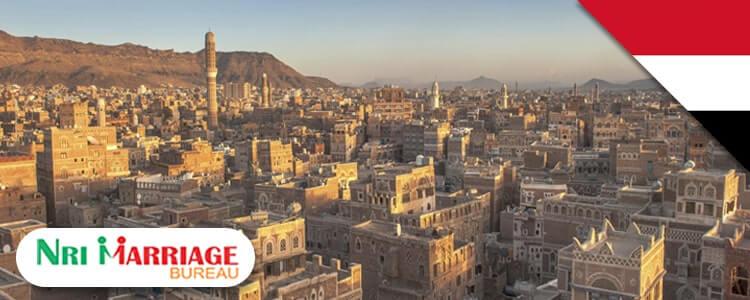 Yemen Matrimony